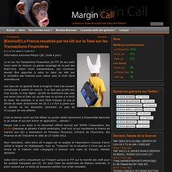 TTF, ADR by Margin Call