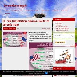 Le Traité Transatlantique dans nos assiettes en une seule image – Les moutons enragés