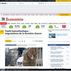 Négociations de la dernière chance - Le Monde 02/02/15