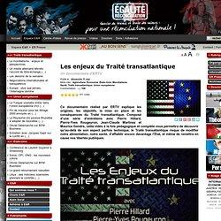 Les enjeux du Traité transatlantique