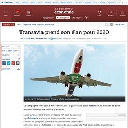 Transavia prend son élan pour 2020