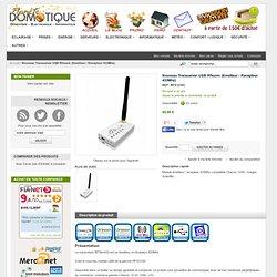 Nouveau Transceiver USB Rfxcom (Emetteur / Recepteur 433Mhz)