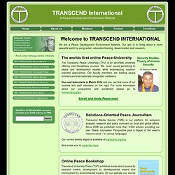 TRANSCEND International