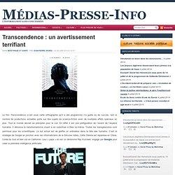 Transcendence : un avertissement terrifiant