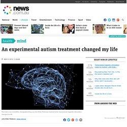 Transcranial magnetic stimulation cured my Autism: John Elder Robison on TMS
