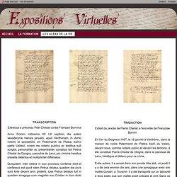 Transcription &Traduction