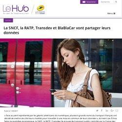 La SNCF, la RATP, Transdev et BlaBlaCar vont partager leurs données