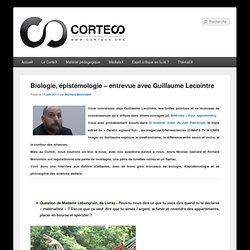Biologie, épistémologie - entrevue avec Guillaume Lecointre