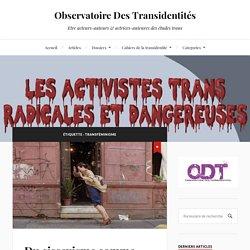 Transféminisme – Observatoire Des Transidentités