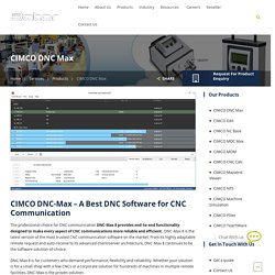 Best Program Transfer Software for CNC Machines