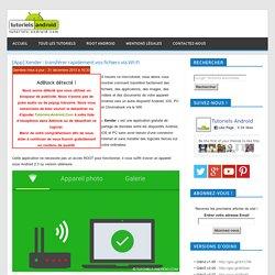 [App] Xender : transférer rapidement vos fichiers via Wi-Fi