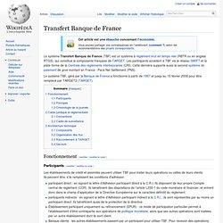 Transfert Banque de France