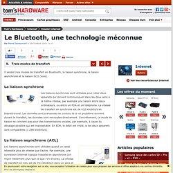 Trois modes de transfert : Le Bluetooth, une technologie méconnu