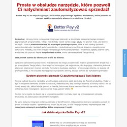 Płatności dla WordPress (Dotpay, PayU, transferuj.pl, przelewy24.pl, PayPal), płatny dostęp do treści, sprzedawaj pliki, ebooki