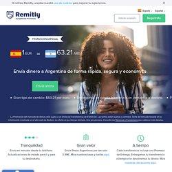 Envía o transfiere dinero a Argentina desde España con Remitly