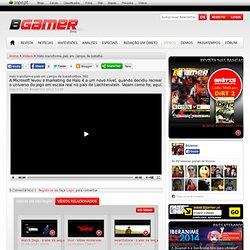 Halo transforma país em campo de batalha - BGamer Site Oficial - Revista líder de videojogos