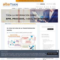 El Ciclo de Vida de la Transformación Digital - Albatian