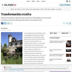 Transformación creativa