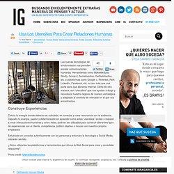 Isra García - Un Mapmaker en el mundo del Human Media: La Re-evolución de Social Media a través de New Media y Human Business Interactions