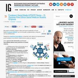Isra García - blog sobre marketing, transformación digital, la nueva economía conectada, cambio, disrupción, incertidumbre, liderazgo y nuevas formas de comunicación más allá de social media, huma