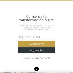 Transformación digital [infografía]