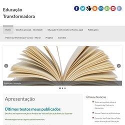 José Moran – Educador e pesquisador de projetos de transformação da educação