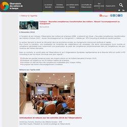 Colloque - Nouvelles compétences, transformation des métiers : Réussir l'accompagnement au changement