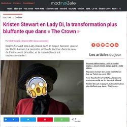 Kristen Stewart en Lady Di, la transformation plus bluffante que dans «The Crown»
