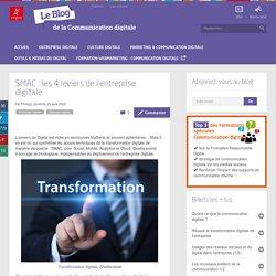 SMAC : les 4 leviers d'une transformation digitale réussie