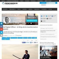 Chief Digital Officer : le Ninja de la transformation (digitale)