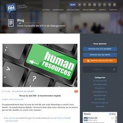 Revue du web#48 : transformation digitale & fonction RH