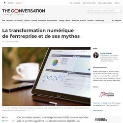 La transformation numérique del'entreprise etdesesmythes