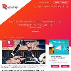 Transformation numérique : où en sont les entreprises françaises ?