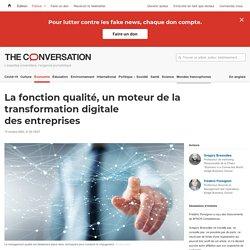 La fonction qualité, un moteur de la transformation digitale des entreprises