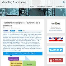 Transformation digitale : la grenouille et les experts comptables