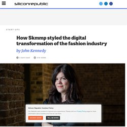 How Skmmp styled the digital transformation of the fashion industry