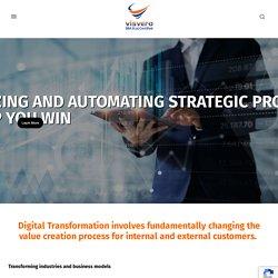 DIGITAL TRANSFORMATION – Visvero – Data, Analytics, RPA, Analytical Intelligence and Automation