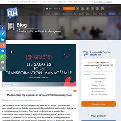 Management : les salariés et la transformation managériale