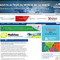 Le CHU de Nantes entame la deuxième phase de sa transformation numérique