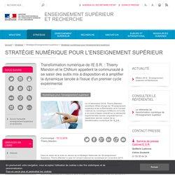 Transformation numérique de l'E.S.R. : amplifier la dynamique