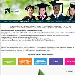 TRANSFORMATION - Profil de sortie de l'élève