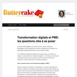 Transformation digitale et PME: les questions clés à se poser