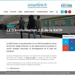La transformation 2.0 de la RATP