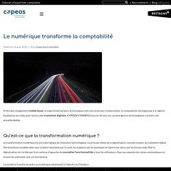 Le numérique transforme la comptabilité - Cabinet expertise comptable CAPEOS ...