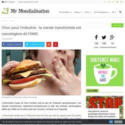 Choc pour l'industrie : la viande transformée hautement cancérigène dit l'OMS