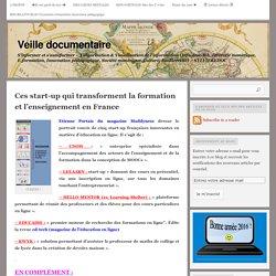 Ces start-up qui transforment la formation et l'enseignement en France