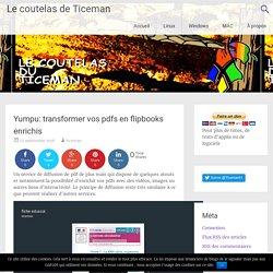 Yumpu: transformer vos pdfs en flipbooks enrichis