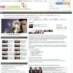Transformer des organisations en entreprises 2.0