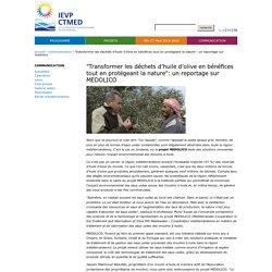 EU Neighbourhood Info Centre - 2013 - Transformer les déchets d'huile d'olive en bénéfices, tout en protégeant la nature