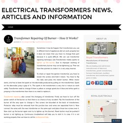 Electrical Transformers News, Articles And Information